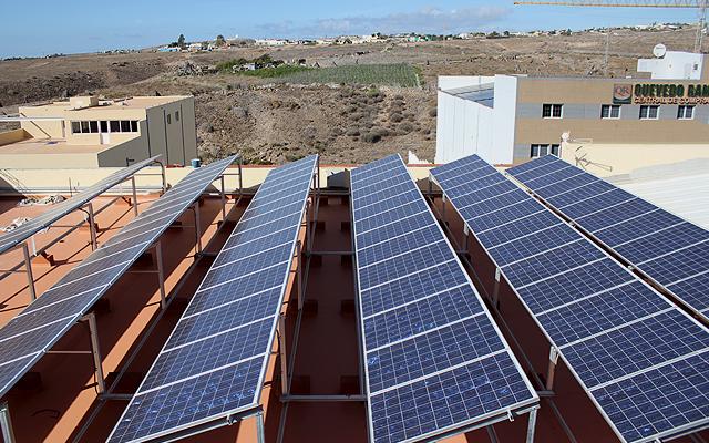 Instalacion Energia Solar Elegant Casa Pequea Con La